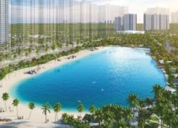Biển hồ Vinhomes Smart City