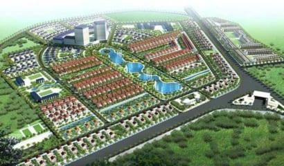 Khu đô thị Vườn Cam Vân Canh