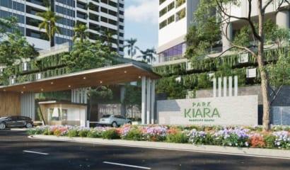 Khu căn hộ mẫu Park Kiara