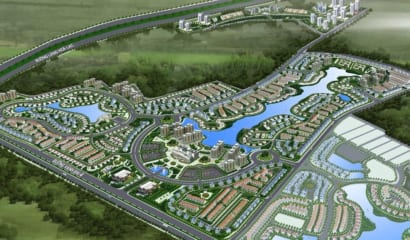 Dự án khu đô thị Nam An Khánh