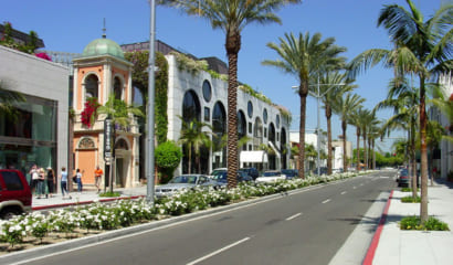 Beverly Hills tại Los Angeles